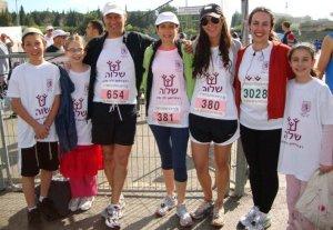 Jerusalem Half-Marathon pictures
