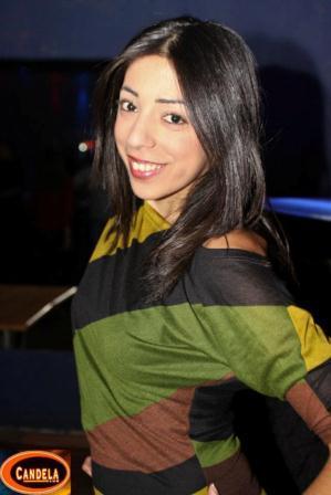 Eti Amzaleg a sexy & talented Salsa instructor